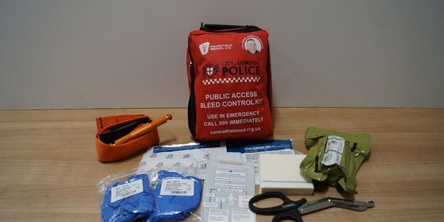 Hundreds of bars and nightclubs throughout England will soon have bleed control kits, as knife crime continues to rise across the U.K.