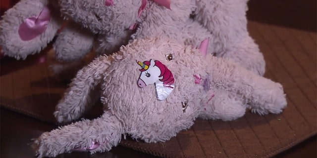 """Two Colorado police officers were quick to respond to a call from a 6-year-old Fort Collins girl who called 911 to get help for her """"hurt"""" stuffed animal."""
