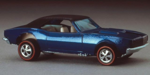 The 1968 Custom Camaro was one of the original