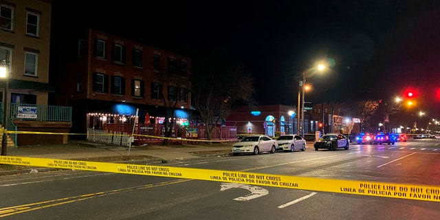 Multiple people were shot at a Connecticut nightclub, leaving one person dead, police said early Sunday.