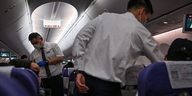 Chinese airlines are offering basement-bargain flights for as cheap as a cup of coffee — as millions of people face travel restrictionsdue to the coronavirus outbreak, according to a report.