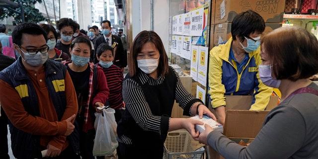 Amid coronavirus outbreak, Hong Kong police bust toilet paper gang