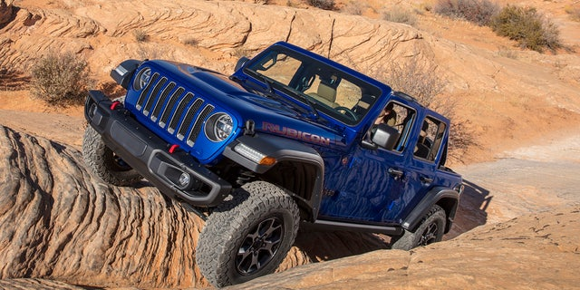 Westlake Legal Group eco2 Test drive: The 2020 Jeep Wrangler EcoDiesel is ready to get dirty Gary Gastelu fox-news/great-outdoors fox-news/auto/style/trucks fox-news/auto/style/suv fox-news/auto/make/jeep fox-news/auto/attributes/off-road fox-news/auto/attributes/diesel fox news fnc/auto fnc article 8217c296-ce47-543d-ac86-8539bdc448e0