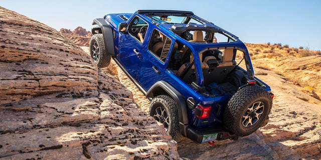 Westlake Legal Group eco5 Test drive: The 2020 Jeep Wrangler EcoDiesel is ready to get dirty Gary Gastelu fox-news/great-outdoors fox-news/auto/style/trucks fox-news/auto/style/suv fox-news/auto/make/jeep fox-news/auto/attributes/off-road fox-news/auto/attributes/diesel fox news fnc/auto fnc article 8217c296-ce47-543d-ac86-8539bdc448e0