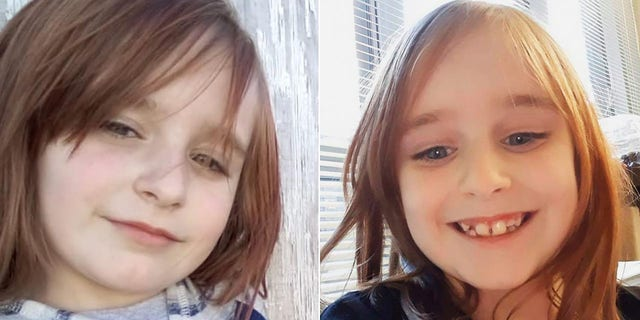 Investigators had circulated pictures of Faye in an effort to aid their search. The left photo is about the length of Faye's hair now, police said.