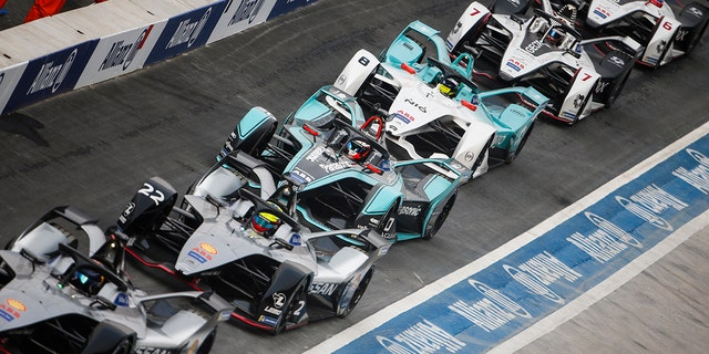 Chinese Formula E racer Ma in 14-day quarantine in Mexico