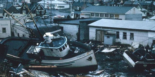 At least 139 people were killed in the 1964 Alaska earthquake.