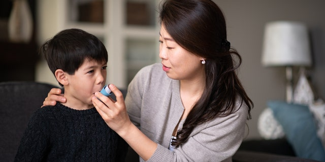 Children are generally more prone to asthma.