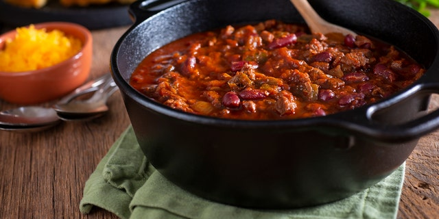 The spicy stew has a surprisingly storied history, from its mysterious Tex-Mex origins to one American president's obsession.