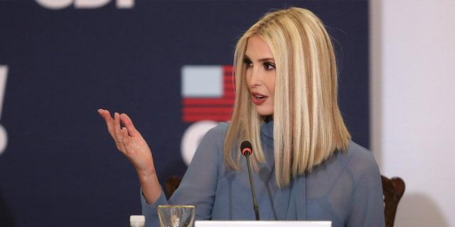Westlake Legal Group ivanka-trump-getty Ivanka Trump debuts new hair color Janine Puhak fox-news/style-and-beauty fox-news/politics/executive/first-family fox-news/lifestyle fox news fnc/lifestyle fnc efe8d5f3-d291-5342-95b4-251546f54e3e article