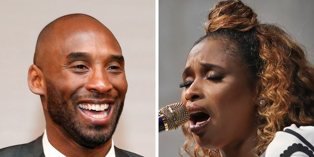 Jennifer Hudson is coming to the All-Star Game to pay tribute to Kobe Bryant with her voice.