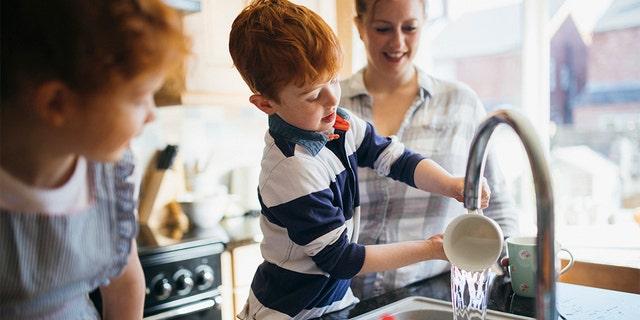 Westlake Legal Group kids-Chores-1 Jim Daly: Why my children do chores Jim Daly fox-news/opinion fox-news/faith-values/family fox news fnc/opinion fnc b6fb7e81-c63c-59bb-875e-acd9b05cae7d article