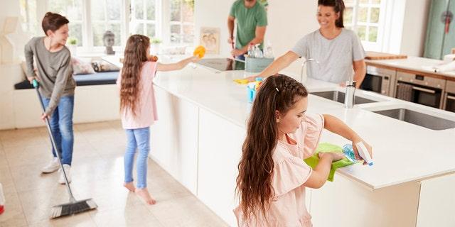 Westlake Legal Group kids-Chores-2 Jim Daly: Why my children do chores Jim Daly fox-news/opinion fox-news/faith-values/family fox news fnc/opinion fnc b6fb7e81-c63c-59bb-875e-acd9b05cae7d article