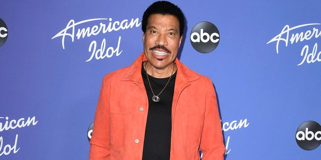 Lionel Richie attends the premiere event for