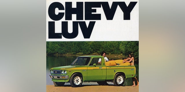Westlake Legal Group luv What's the romantic vehicle? Probably not the Chevrolet LUV Gary Gastelu fox-news/auto/style/pickups fox-news/auto/make/chevrolet fox-news/auto/attributes/collector-cars fox news fnc/auto fnc fa09d4ae-0623-5e73-bc47-dc02c44c1ba3 article