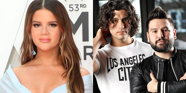 Maren Morris and Dan + Shay earned the highest number of nominations for the 2020 ACM Awards.