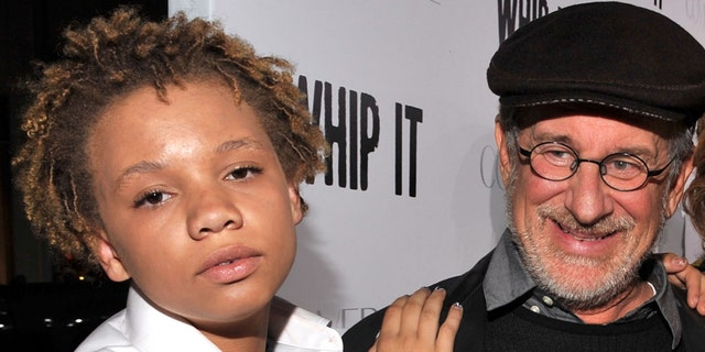 Stephen Spielberg's daughter Mikaela said her arrest was a miscommunication with police.
