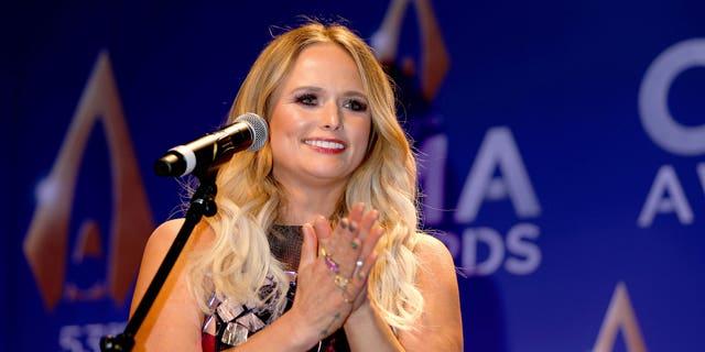 Miranda Lambert was the most nominated artist at the 2020 CMA Awards.