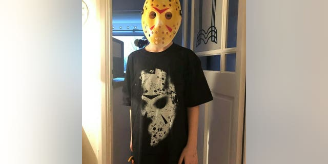 """""""Carter hasn't shut up about it, Jason gave him a t-shirt and he hasn't taken it off since,"""" the dad revealed."""