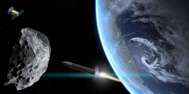 Large asteroid's near-Earth flyby expected to occur in April