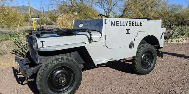 Roy Rogers Classic Jeep Cj Nellybelle Ii For Sale On Ebay Fox News