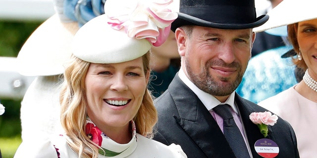 Peter Phillips, the eldest grandson of Queen Elizabeth II, and his wife Autumn have finalized their divorce after 12 years of marriage. The couple said in a statement on Feb. 11, 2020, that separation was sad but amicable. (AP Photo/Alastair Grant, File)