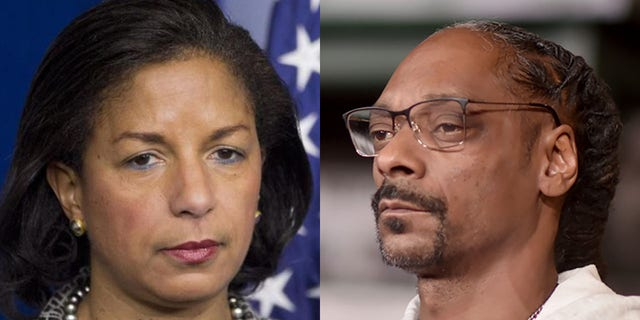 Susan Rice faced off against Snoop Dogg over Gayle King's recent interview regarding late NBA star Kobe Bryant.