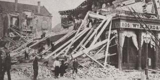 The 1886 Charleston earthquake took place before geologists had the proper tools to measure seismic activity.