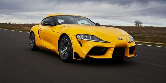 Westlake Legal Group sup1 2021 Toyota Supra getting more – and less – power Gary Gastelu fox-news/auto/make/toyota fox-news/auto/attributes/performance fox news fnc/auto fnc f070493e-24bd-5419-bdd0-a5d98d5bd575 article