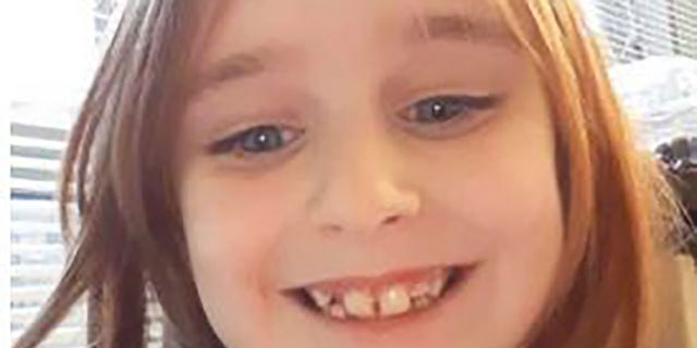 Faye Marie Swetlik, 6, went missing shortly after she got off the school bus.