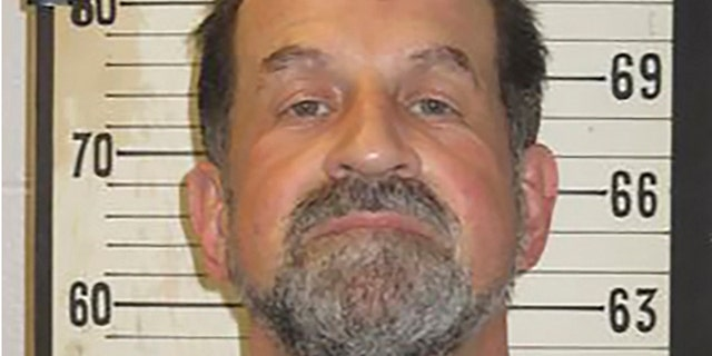 Nicholas Sutton, 58, was executed Thursday at Riverbend Maximum Security Institution in Nashville after being sentenced to death in 1986 for killing a fellow inmate. He had been serving time for murdering his grandmother and two others when he was 18. (Tennessee Department of Correction via AP)