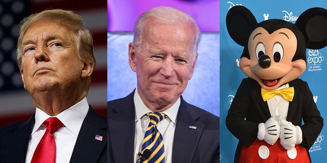 Westlake Legal Group trump-biden-mickey Joe Biden says Democrats can run Mickey Mouse against Trump and have a chance fox-news/media fox news fnc/media fnc Brian Flood article 2dd8fa20-f1c6-57a4-8870-db44452f0409