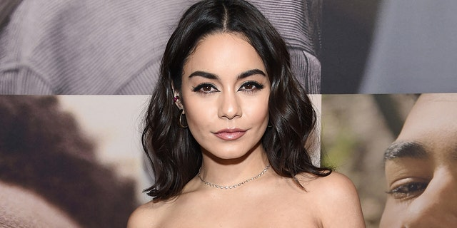 Vanessa Hudgens attends the opening night of 'West Side Story' at Broadway Theatre on February 20, 2020 in New York City.