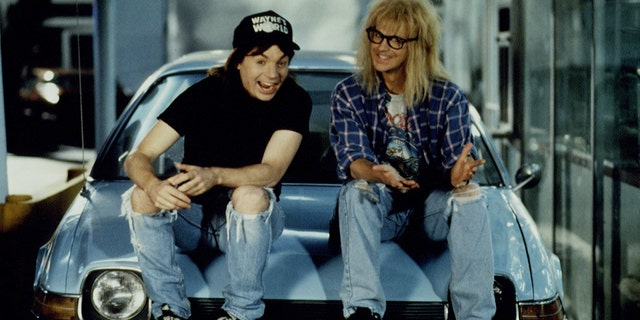 'Wayne's World 2' is available on Hulu.