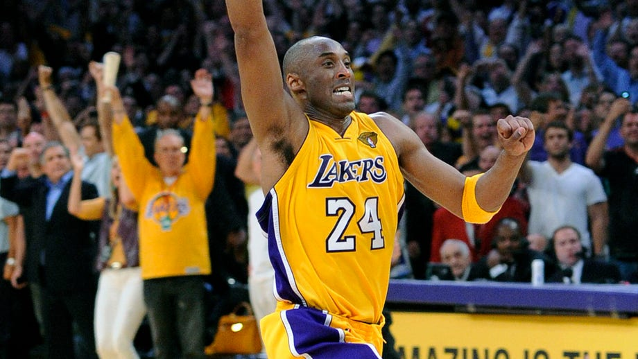 Sports world remembers Kobe Bryant on one-year anniversary of his death