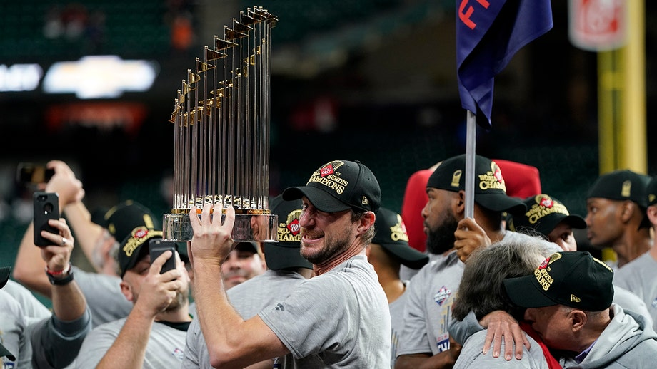 A look back at the World Series as the Dodgers are looking for title No. 7, while the Rays hope for their first