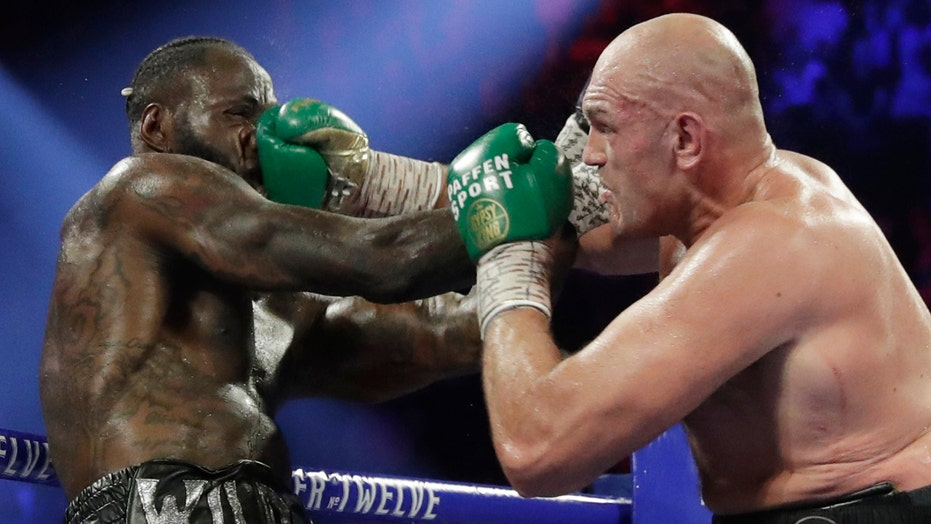Tyson Fury addresses Deontay Wilder's latest cheating accusations: 'He's lost his marbles!'