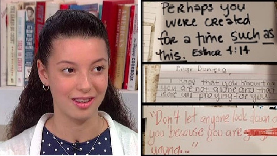Student fights for her faith after Christian club is blocked by New York high school