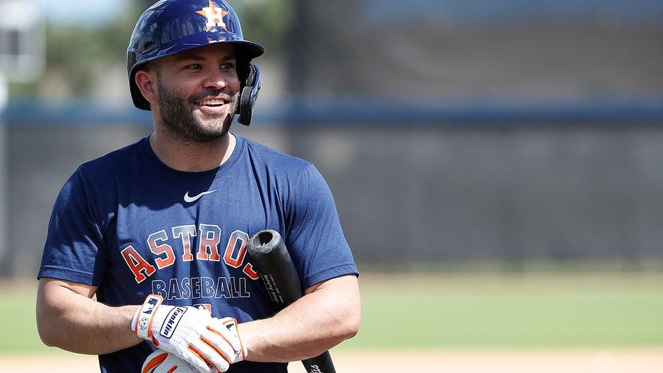 彼得·罗斯(Peter Rose)要求恢复美国职业棒球大联盟(MLB),并引用休斯顿太空人队(Houston Astros)的标志盗窃丑闻