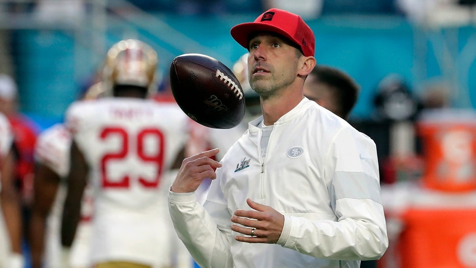 Kyle Shanahan on 49ers' plans for Jimmy Garoppolo: 'Can't guarantee that anybody in the world will be alive'