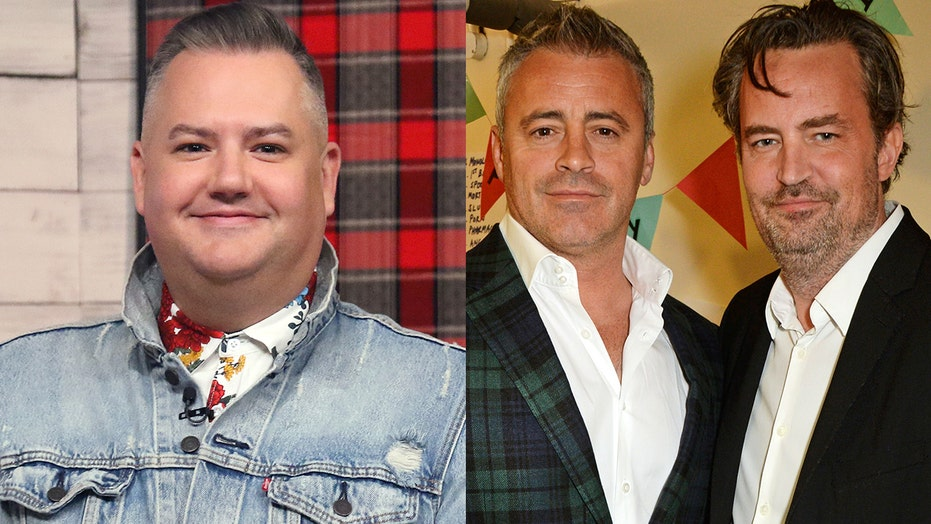 Friends Stars Matt Leblanc And Matthew Perry Were Rude Ross Mathews Says Fox News