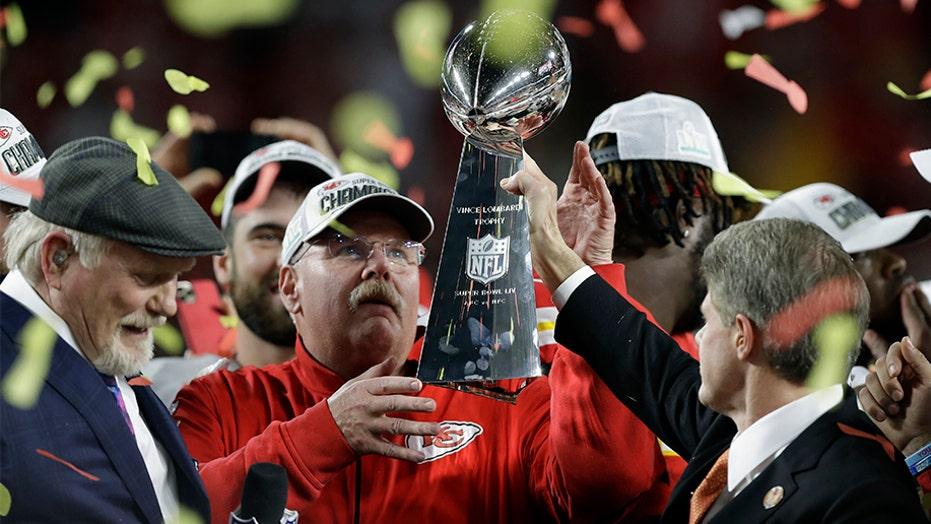 Westlake Legal Group SB-24 Andy Reid finally wins Super Bowl with Kansas City Chiefs Ryan Gaydos fox-news/sports/nfl/kansas-city-chiefs fox-news/sports/nfl fox-news/news-events/super-bowl fox news fnc/sports fnc article 241049fc-7397-5101-80a7-cd7921b1eaf5