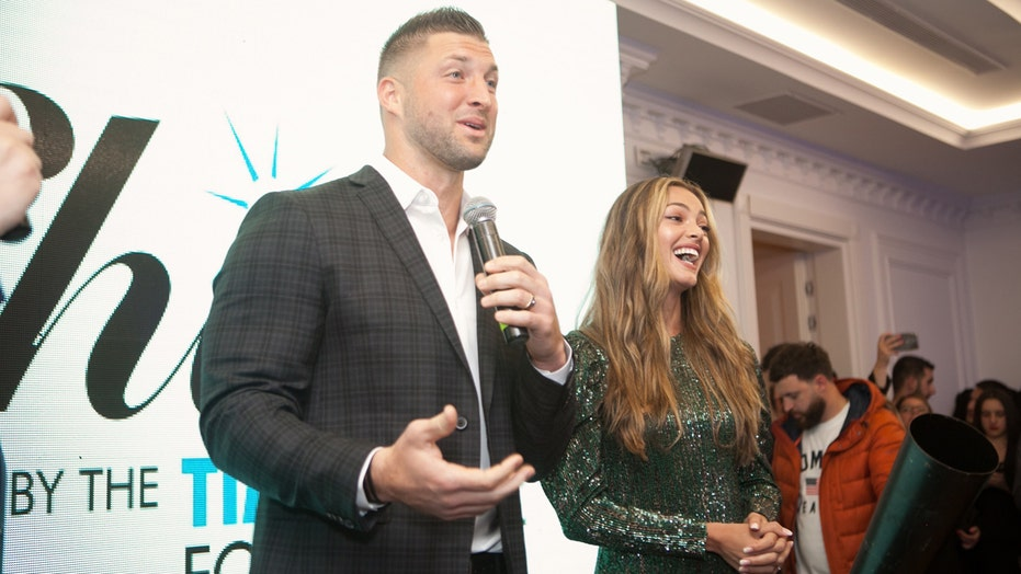 Tim Tebow reflects on hosting 'Night to Shine' proms