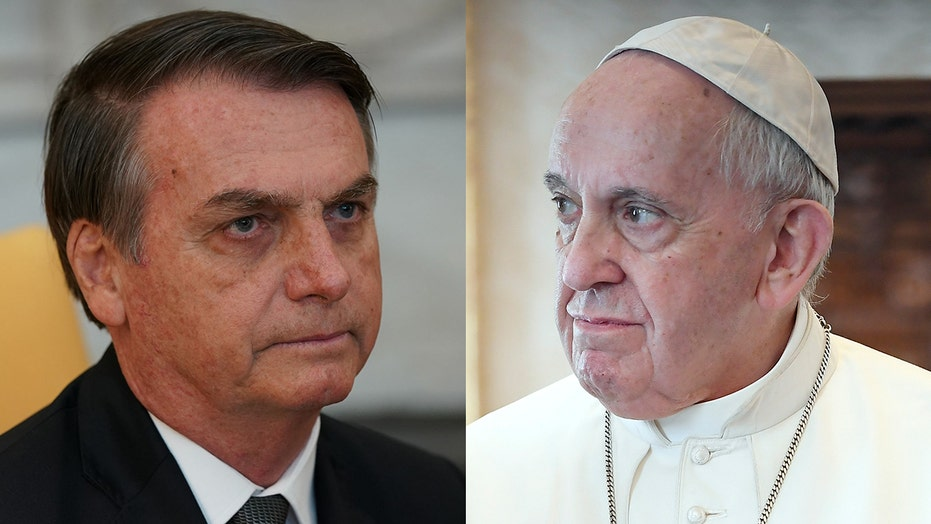 Bolsonaro demands Macron apology as condition of accepting international aid for Amazon wildfire fight