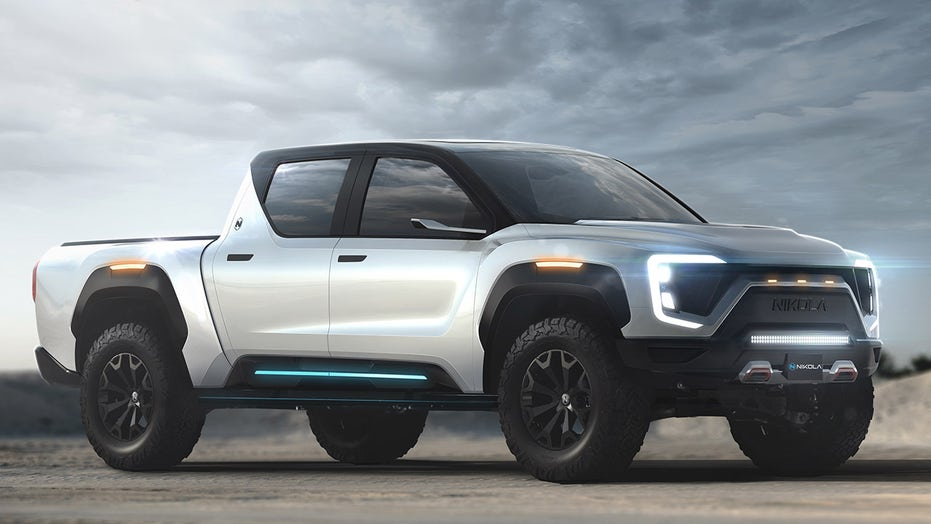 Hydrogen-powered Nikola Badger pickup canceled amid company issues