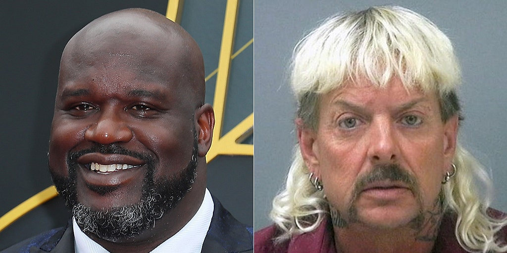 Shaquille O'Neal clarifies Joe Exotic relationship after 'Tiger King' cameo | Fox News