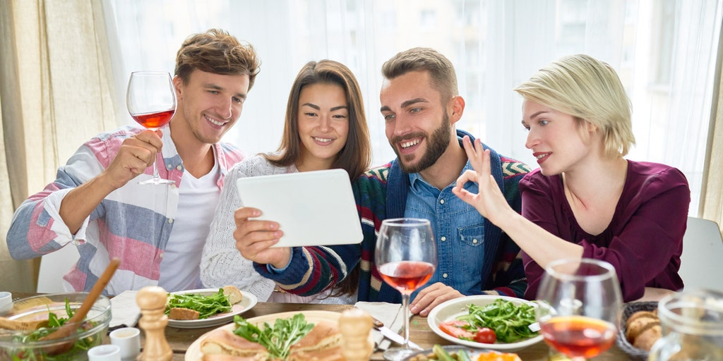 Coronavirus Self Isolation How To Have A Dinner Party During Quarantine Fox News