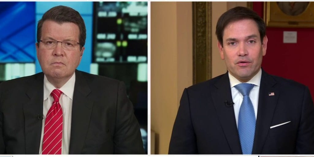 Rubio explains why 'drafting error' in coronavirus response bill 'won't be a problem' for many states