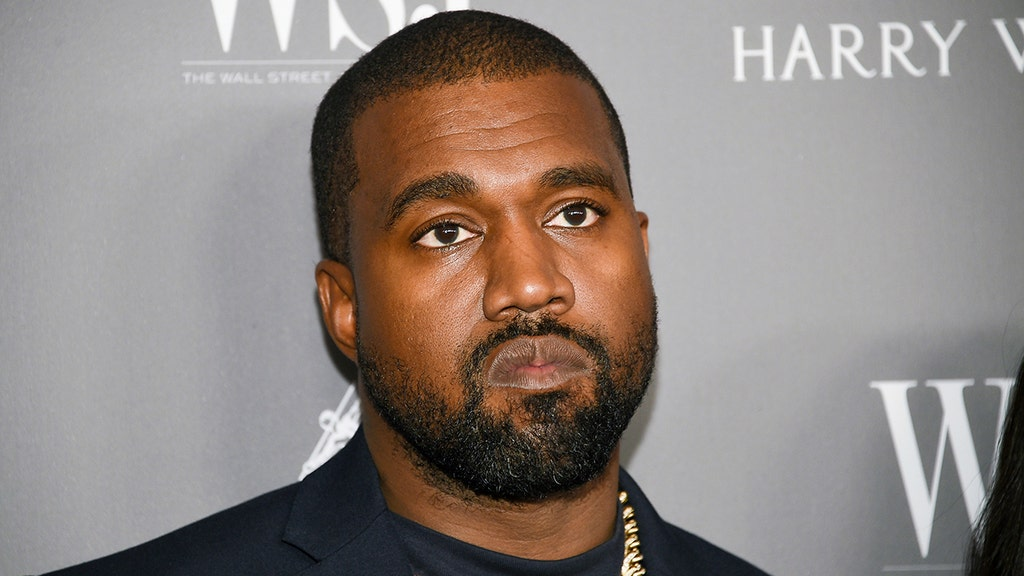 Kanye West has an announcement to make; you'll never guess