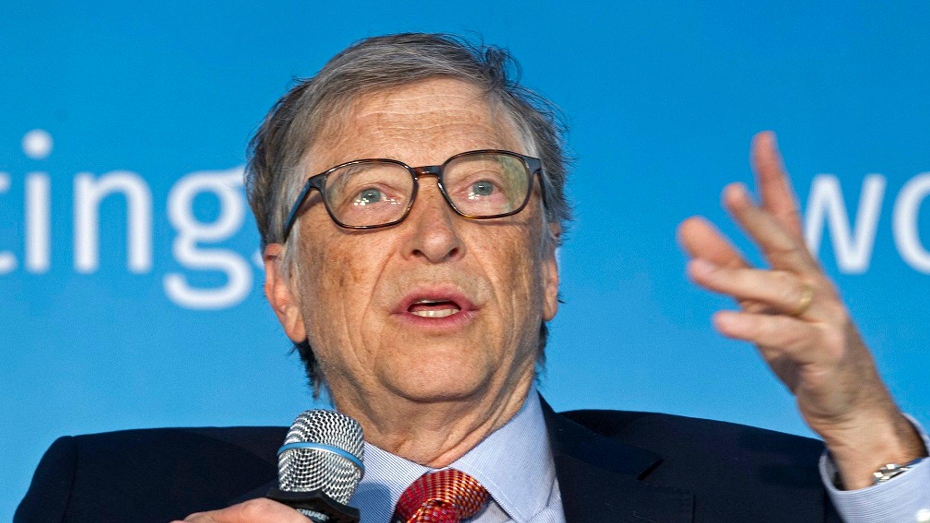 Bill Gates Slams Trump's Decision to Halt WHO funding: 'As Dangerous As It Sounds'